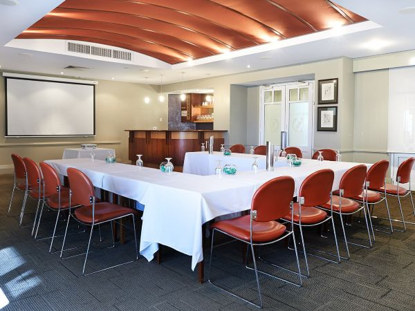 Golf Club Meeting Rooms