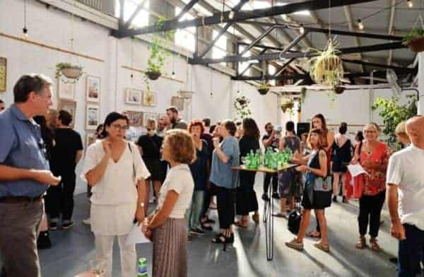 Perth blank canvas event space