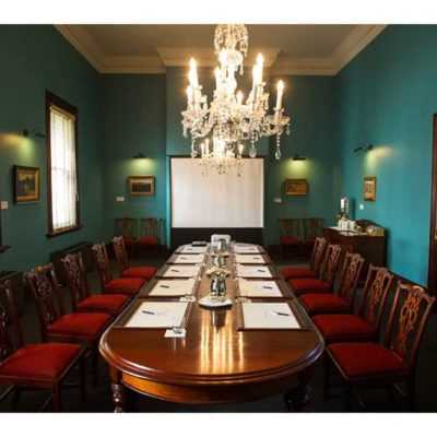 Elegant function room