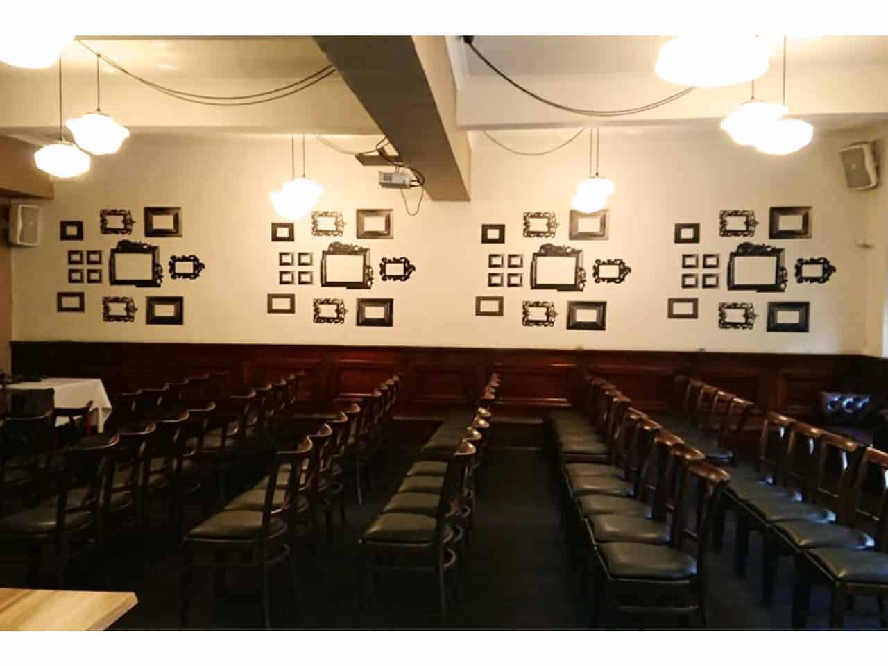 Melbourne function room