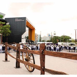Outdoor events venue