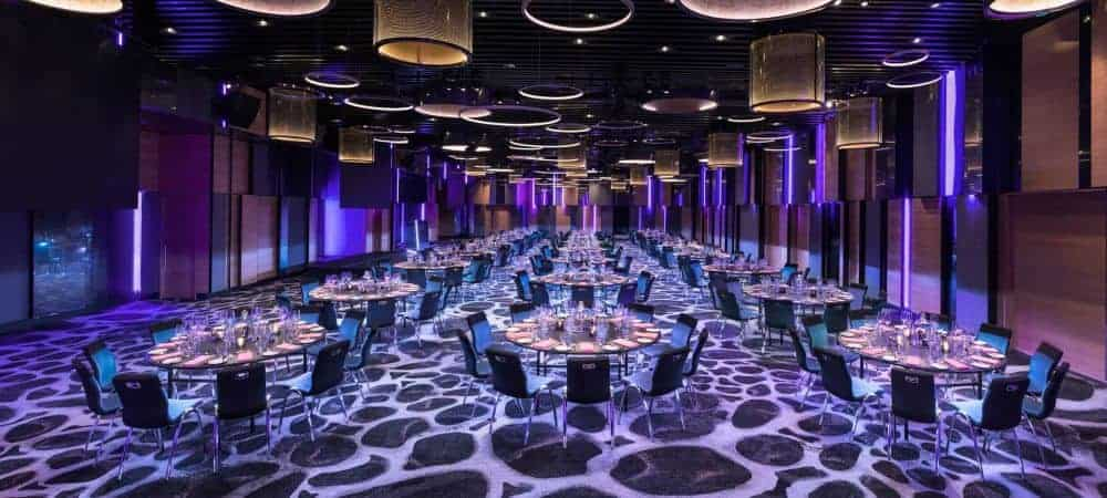 Large venue hire Brisbane