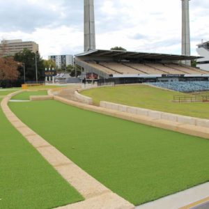 WACA grassed functions