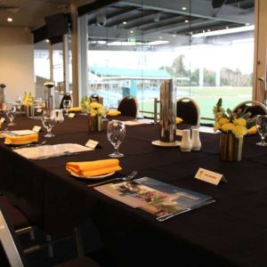 WACA private dining room