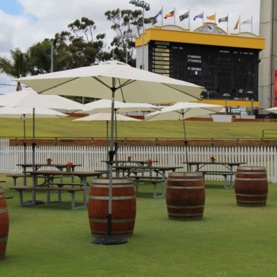 WACA Outfield events