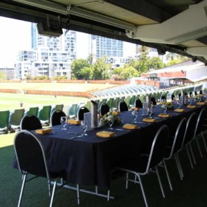 Events at WACA