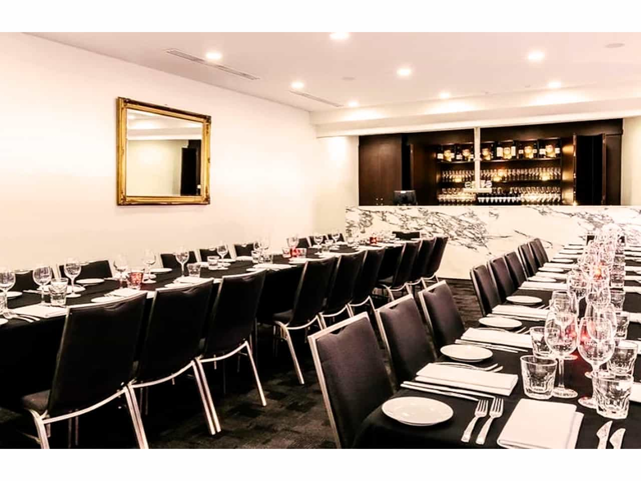 private dining perth city