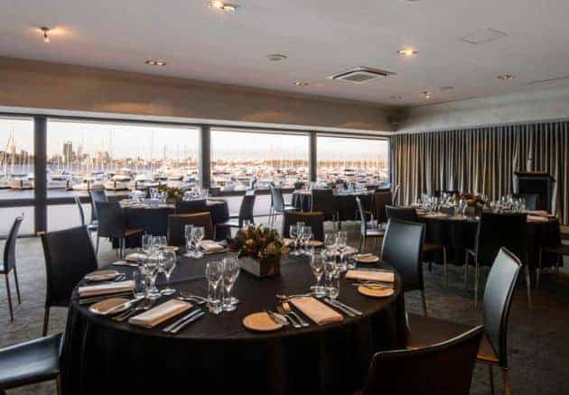Riverside function rooms