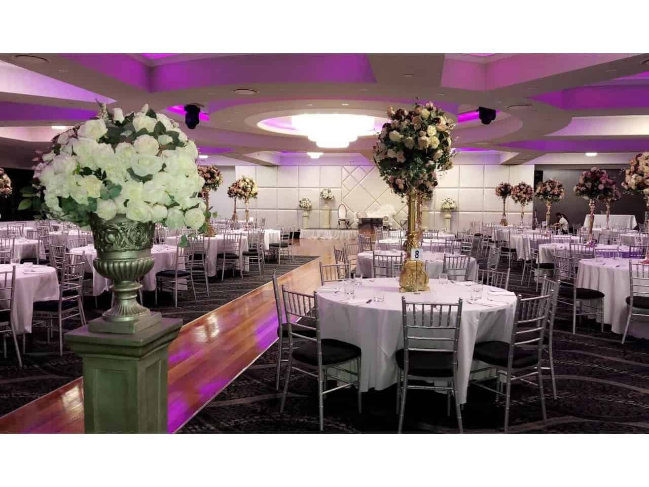 Specialist wedding venue