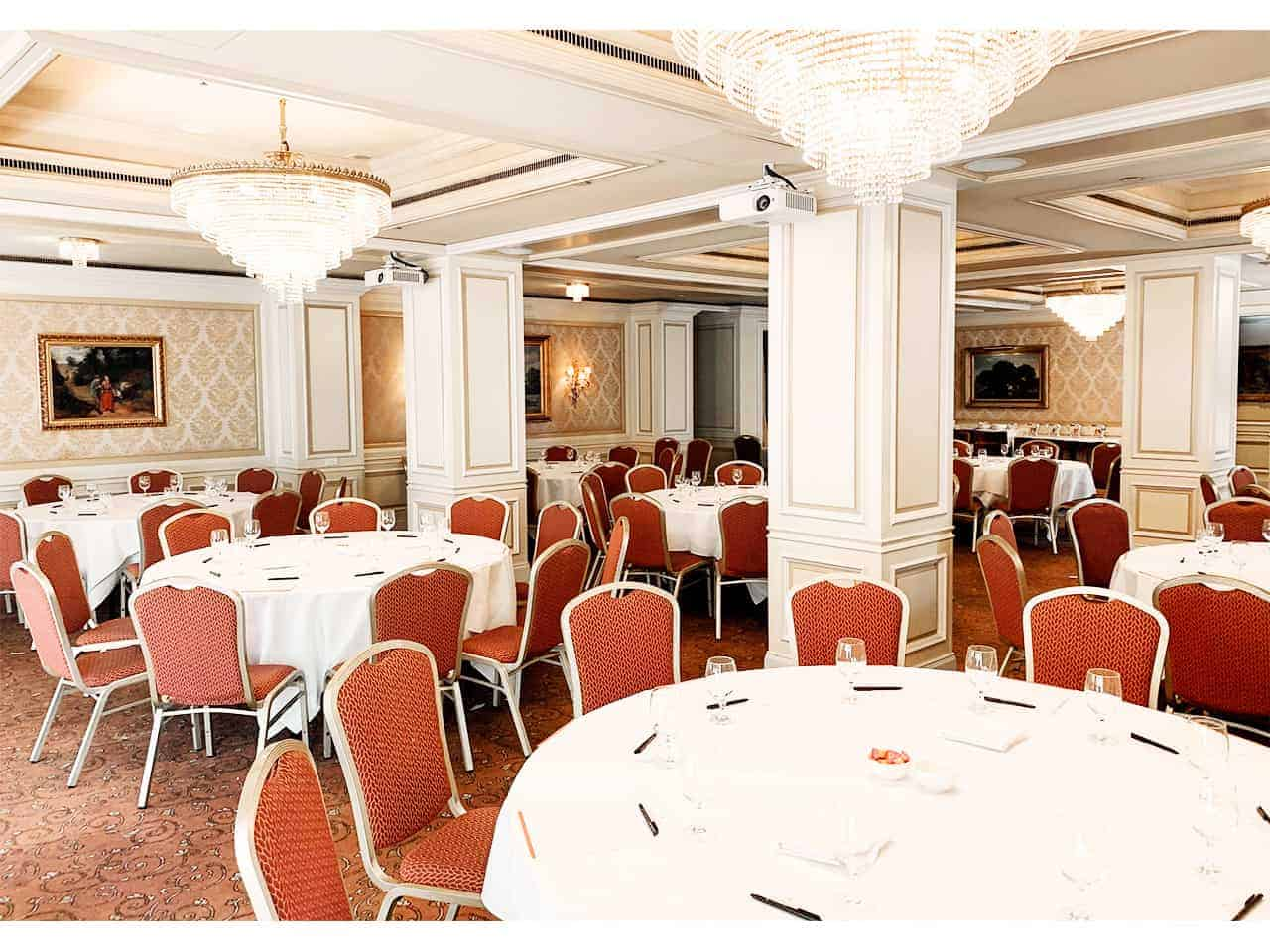 Large function room