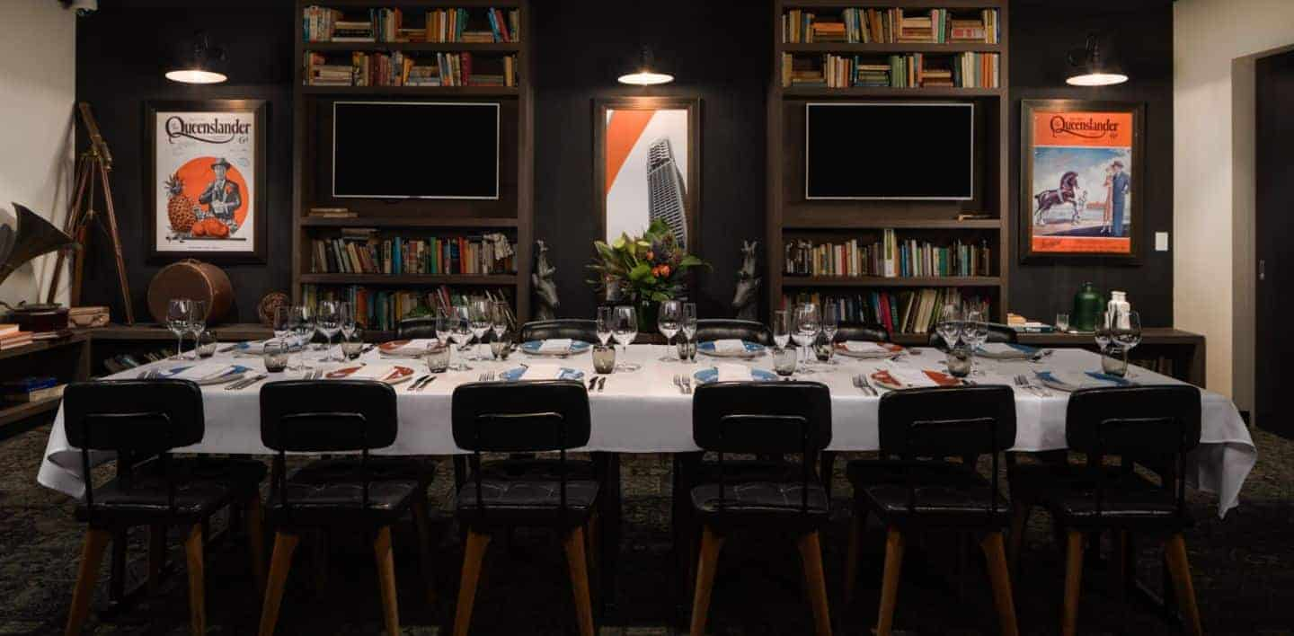 Brisbane private dining rooms