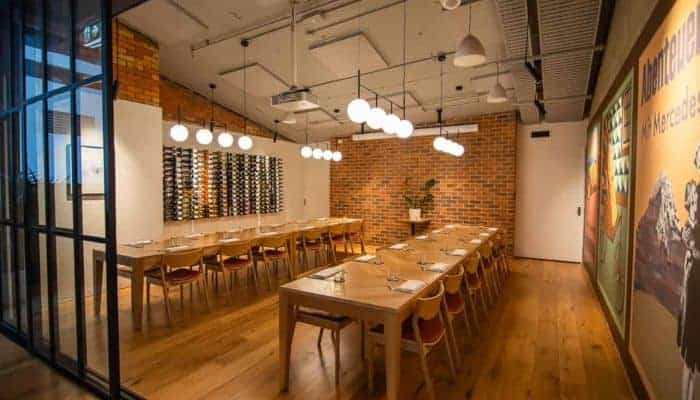 Brisbane City private dining